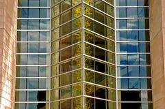 Reflexionen des Stadtzentrums Lizenzfreie Stockfotografie