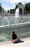 reflexioner ii kriger världen Royaltyfri Foto