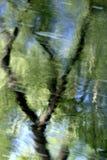 Reflexiones fotografía de archivo