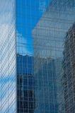 Reflexiones 3 de la torre de la oficina Fotografía de archivo