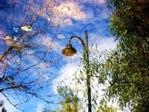 Reflexiones Foto de archivo libre de regalías