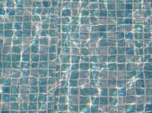 Reflexiones de la piscina Fotos de archivo libres de regalías