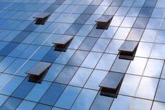 Reflexiones de la ventana imágenes de archivo libres de regalías