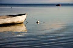 Reflexiones del barco Foto de archivo libre de regalías