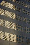 Reflexiones del edificio Foto de archivo libre de regalías