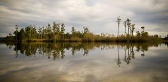 Reflexiones del lago Fotografía de archivo libre de regalías