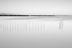 Reflexiones en el lago Fotos de archivo libres de regalías