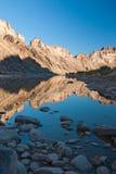 Reflexions Stock Image