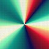 Reflexionsmuster Licht Lizenzfreies Stockbild