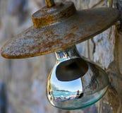 Reflexionsselfie Royaltyfri Fotografi