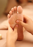 Reflexology Stock Photography