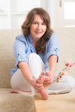Reflexology Stock Images