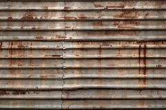 Refluxed thin iron with drip rust Close-up. Refluxed thin iron with drip rust Close-up royalty free stock image