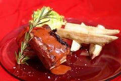 Reforços de carne Foto de Stock Royalty Free