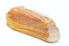 Reforços de carne de porco fumados Fotografia de Stock Royalty Free
