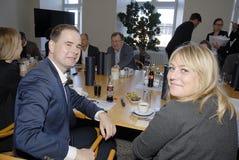 REFORM IN POLCE FINANCE IN DENAMRK Royalty Free Stock Image