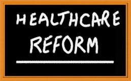 Reforma dos cuidados médicos foto de stock royalty free