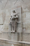 Reformation wall in Geneva, Switzerland. Europe. March 2015 Royalty Free Stock Photo
