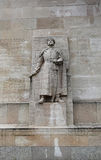 Reformation wall in Geneva, Switzerland. Europe. March 2015 Stock Photography