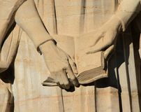 Reformation wall in Geneva, Switzerland. Royalty Free Stock Photography