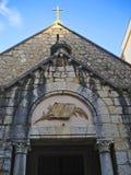 Reformatory church fragment Stock Image