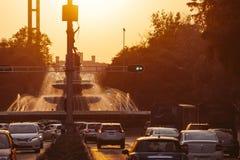 Reformaweg, Mexico-City Royalty-vrije Stock Fotografie