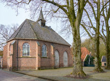 Reformed Church in Bronckhorst. Royalty Free Stock Image