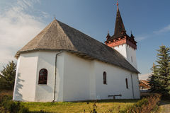Reformed Church building stock photography