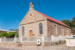 Reformed Church in Colesberg Royalty Free Stock Images