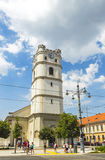 Reformed Church in Debrecen, Hungary Royalty Free Stock Photography