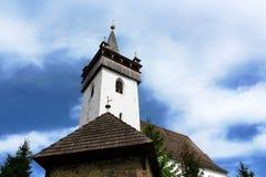 Reformed Church, Khust, Ukraine Stock Images