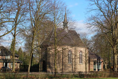 Reformed Church in Nuenen Royalty Free Stock Images