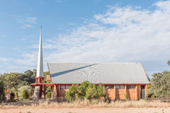 The Reformed Church in Otjiwarongo Royalty Free Stock Photography