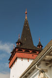 Reformed Church spire Stock Photos
