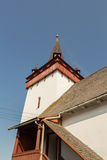 Reformed Church tower Stock Image