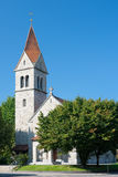 Reformed Church in Zug Stock Photo