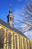Reformist church in Alkmaar, Holland Royalty Free Stock Images