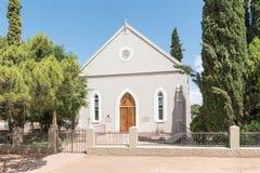 Reformowany kościół w Venterstad Fotografia Stock