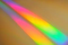 Refracción de la luz Foto de archivo libre de regalías