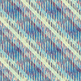 Refracted stripes Royalty Free Stock Photo
