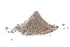 refraktärer Zement mit 3000 Graden Fahrenheit Lizenzfreies Stockfoto