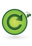 Refresh icon - vector Stock Photography