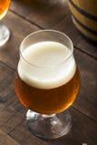 Refreshing Bourbon Barrel Aged Beer Royalty Free Stock Photos