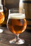 Refreshing Bourbon Barrel Aged Beer Stock Photos