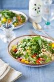 Refreshing Bulgur Salad Royalty Free Stock Photography