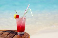 Refreshing cocktail Royalty Free Stock Photo