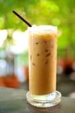 Refreshing coffee Royalty Free Stock Photography