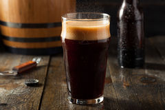 Refreshing Cold Alcoholic Hard Root Beer Royalty Free Stock Images