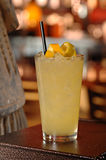 Refreshing cold lemon Cocktail Royalty Free Stock Photography