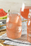 Refreshing Cold Watermelon Juice Royalty Free Stock Photo